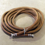 "For Rent: Compressed Air Hose (3/4"")"