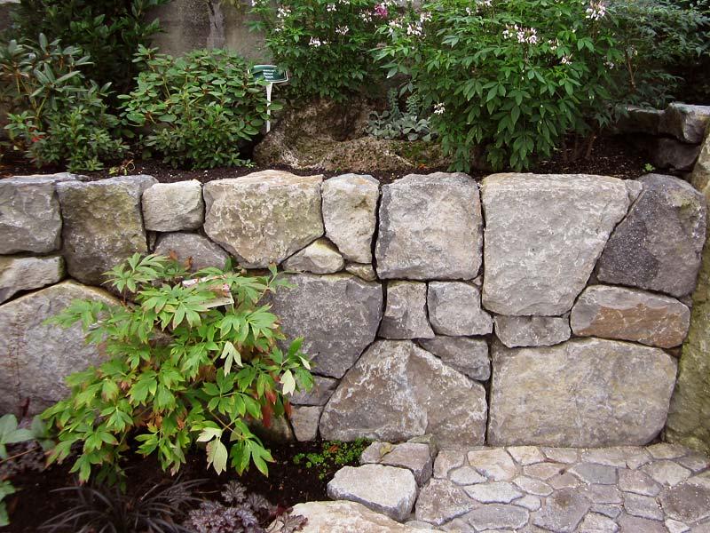 Basalt Stone Wall : Natural basalt wallstone retaining walls sharecost
