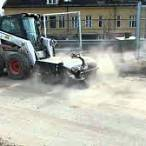 For Rent: Skid-Steer Sweeper