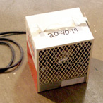 For Rent: Heater, 220 Volt electric