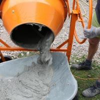 Concrete rentals from Sharecost Rentals in Nanaimo, BC