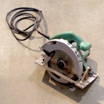 For Rent: Circular Saw, 7-1/4""