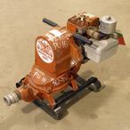 "For Rent: Water Pump, 2"" Diaphragm"