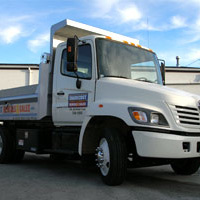 Dump Truck with Driver rentals from Sharecost Rentals in Nanaimo, BC