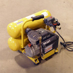 For Rent: Air Compressor, 2.0HP (electric)