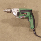 "For Rent: Drill, 1/2"" chuck, electric"