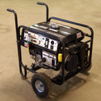 For Rent: Generator, 4000 watt