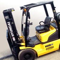 Material handling rentals from Sharecost Rentals in Nanaimo, BC
