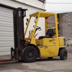 For Rent: Forklift: Hyundai 30L-7M 6000 LB