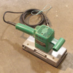 For Rent: Orbital Sander, handheld