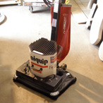 For Rent: Orbital Sander, walk-behind