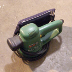 For Rent: Random Orbital Sander