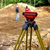 Surveying equipment for rent from Sharecost Rentals in Nanaimo, BC