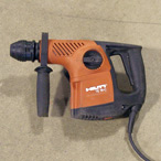 For Rent: Hilti TE 16-C Combihammer