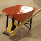 For Rent: Wheelbarrow