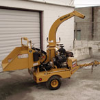 For Rent: Wood Chipper, Vermeer BC625A