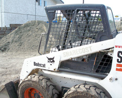 Bobcat Skid-Steer Rentals available at Sharecost Rentals Nanaimo.